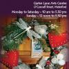 Waterford Homecrafts Annual Christmas Craft Fair