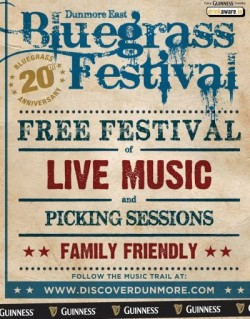 Dunmore East Bluegrass Festival 2015